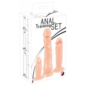 Набор анальных фаллоимитаторов Anal Training Set