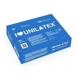 Классические презервативы Unilatex Natural Plain - 144 шт.